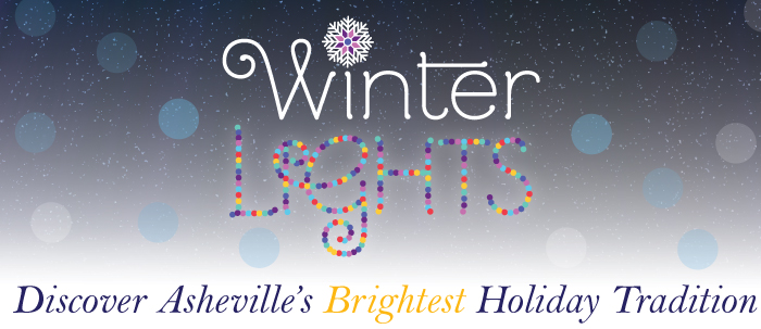 Discover Asheville's Brightest Holiday Tradition - Winter Lights